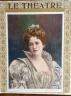 LE THEATRE 1909 N 256 Mlle MAILLE - Mlle LAURENCE DULUC - Mlle BERNARD