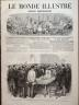 LE MONDE ILLUSTRE 1869 N 633 LES ELECTIONS A PARIS : LA 7e CIRCONSCRIPTION