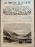 LE MONDE ILLUSTRE 1869 N 613 LES EVENEMENTS DE GRECE: LE PORT DE SYRA