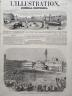 L' ILLUSTRATION 1854 N 602 SPECIAL PREPARATION EXPO UNIVERSELLE 1855 - 32 pages