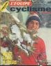 L'EQUIPE CYCLISME MAGAZINE 1972 N 44 YVES HEZARD - ROGER PINGEON