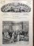 L'UNIVERS ILLUSTRE 1876 N 1091 THEATRE FRANCAIS:
