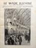 LE MONDE ILLUSTRE 1890 N 1738 CEREMONIE COMMEMORATIVE DE LA FEDERATION DE 1790