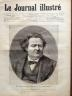 LE JOURNAL ILLUSTRE 1876 N 21 M.AMABLE RICARD, MINISTRE DE L' INTERIEUR