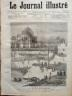 LE JOURNAL ILLUSTRE 1876 N 3 LES BUTTES MONTMARTRE A PARIS