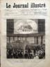 LE JOURNAL ILLUSTRE 1876 N 8 LE TEMPLE DE LA CREMATION A MILAN, ET L' OFFICE