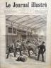 LE JOURNAL ILLUSTRE 1876 N 38 TERRIBLE ACCIDENT A LA GARE DE VAISE, A LYON
