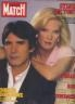 PARIS MATCH 1983 N1789 SYLVIE VARTAN-MESRINE LA LEGENDE