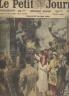 LE PETIT JOURNAL SUPPLEMENT ILLUSTRE 1920 N° 1536 L'ELEVE MECANICIEN