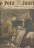 LE PETIT JOURNAL SUPPLEMENT ILLUSTRE 1920 N° 1421 LA SORCIERE PEAU-ROUGE