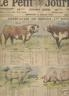 LE PETIT JOURNAL SUPPLEMENT ILLUSTRE 1920 N° 1542 LE PRIX DE LA VIANDE