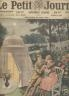 LE PETIT JOURNAL SUPPLEMENT ILLUSTRE 1920 N° 1540 LE CAMPING LUNES DE MIEL