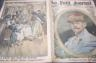 LE PETIT JOURNAL SUPPLEMENT ILLUSTRE 1917 N° 1359 LE GENERAL HUMBERT