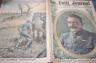 LE PETIT JOURNAL SUPPLEMENT ILLUSTRE 1917 N° 1360 LE GENERAL PASSAGA