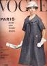 VOGUE 1958 N° SPECIAL LES COLLECTIONS DE PRINTEMPS 1958