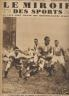 MIROIR DES SPORT 1930 N°  527 RUGBY ANGLETERRE FRANCE