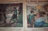 LE PETIT JOURNAL SUPPLEMENT ILLUSTRE 1922 N° 1665 LE CRIME DE CHAMPLAN (91)