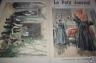 LE PETIT JOURNAL 1895 N° 236 ASSASSINAT DE L'ABBE DE BROGLIE