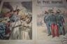 LE PETIT JOURNAL 1894 N° 212 LES PRINCESSES ROYALES DE MADAGASCAR