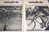 MATCH L'INTRAN 1928 N 88 CHAMPIONNAT DE FRANCE CYCLISTE