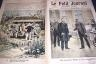 LE PETIT JOURNAL 1897 N 364 LE GRAND DUC VLADIMIR DE RUSSIE A PARIS
