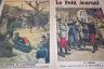 LE PETIT JOURNAL 1912 N 1152 LE GENERAL HERR A USKUB EN SERBIE