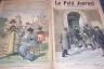 LE PETIT JOURNAL 1893 N° 127 LIBERATIO DE EUGENE TURPIN