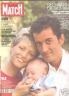 PARIS MATCH 1990 N 2145 DECHAVANNE: CIEL MON BEBE