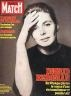 PARIS MATCH 1982 N 1737 INGRID BERGMAN N'EST PLUS.