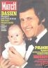 PARIS MATCH 1980 N 1632 JO DASSIN A BOUT DE FORCE