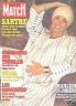 PARIS MATCH 1980 N 1614 JEAN PAUL SARTRE