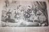 RARE LA MODE ILLUSTREE 1861 N° 19 SUPERBE ILLUSTRATION