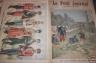 LE PETIT JOURNAL 1896 N 305 LES DIFFERENTS UNIFORMES DU TSAR DE RUSSIE