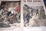 LE PETIT JOURNAL 1896 N 293 ARRESTATION D'UN ESPION ITALIEN