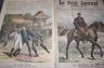 LE PETIT JOURNAL 1891 N 27 LE CRIME D'OTSU - LE TSAREVITCH