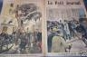 LE PETIT JOURNAL 1898 N 379 L'AFFAIRE ZOLA