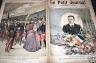 LE PETIT JOURNAL 1896 N 268 LE TSAREWITCH A LA TURBIE