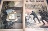 LE PETIT JOURNAL 1893 N 132 UN COMPLOT ANARCHISTE