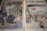 LE PETIT JOURNAL 1899 N 458 L'ATTENTAT CONTRE M. LABORI