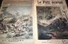 LE PETIT JOURNAL 1892 N 104 LA DYNAMITE A PARIS