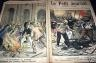 LE PETIT JOURNAL : 1899 N 459 BAGARRES A PARIS L'ANARCHISTE GEORGES