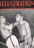 FRANCE ILLUSTRATION 1950 N 272 RAY SUGAR ROBINSON BOXE