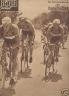 MIROIR SPRINT 1951 N 267 TOUR DE FRANCE 4 ETAPES