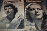 CINEMONDE 1938 N 492 MEG LEMONNIER - JACQUELINE LAURENT