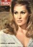 JOURS DE FRANCE 1966 N 583 URSULA ANDRESS