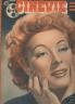 CINEVIE 1946 N 58 GREER GARSON - DANIELLE DARRIEUX