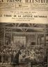 LA PRESSE ILLUSTREE 1879 N 566 LA LOTERIE NATIONALE