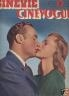 CINEVIE - CINEVOGUE 1948 N 20 CHARLES BOYER LAUREN BACAL