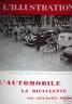 L'ILLUSTRATION SPEC L'AUTOMOBILE, LA BICYCLETTE 1940 N 5093