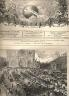 LA PRESSE ILLUSTREE 1875 N 365 LE JUBILE A PARIS